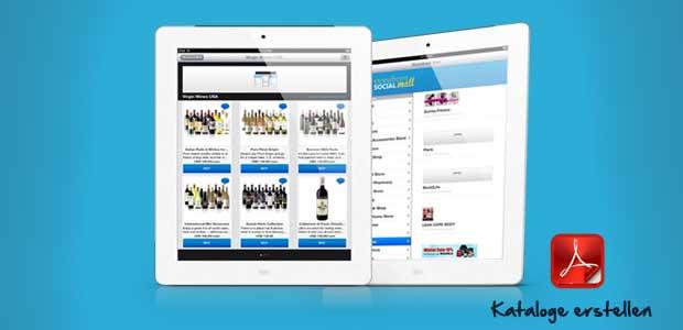 Online Katalog Gratis Erstellen
